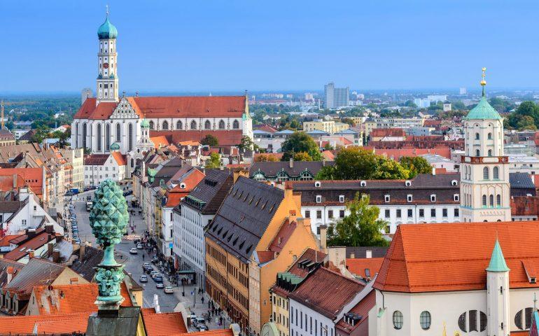 Umzug Augsburg