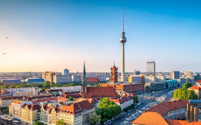 Umzug München Berlin