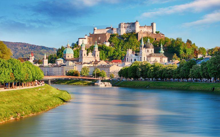 Umzug München Salzburg