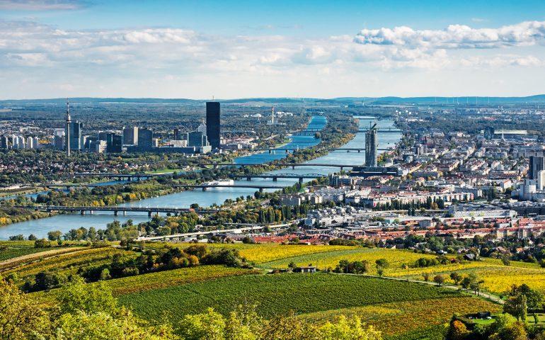 Umzug von München nach Wien