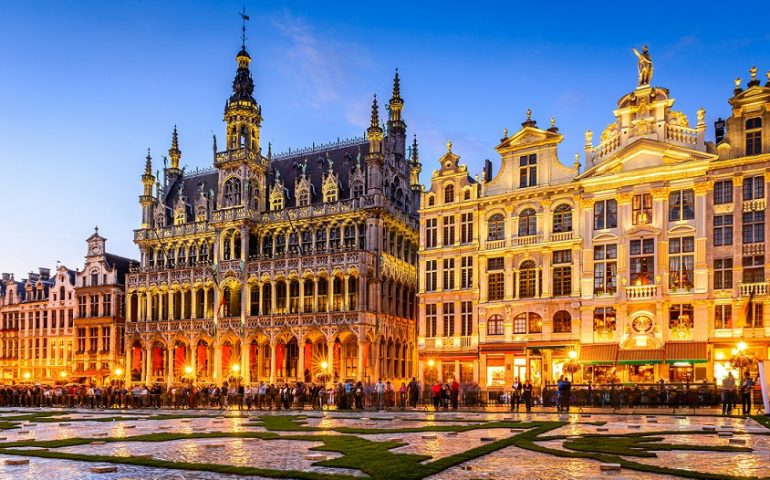 Ein Umzug nach Belgien mit einer professionellen Umzugsfirma