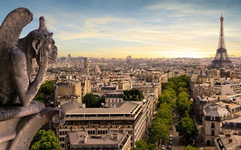 Umzug nach Frankreich