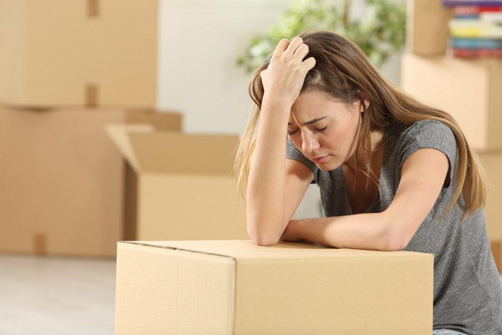 depression nach dem umzug passiert immer haufiger